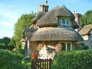Thatched roofs in england