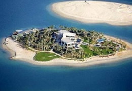 Mansions owned by sports stars