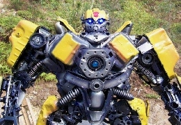 Transformers made by a guy in china