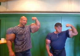 Synthol victims