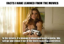 Movie lessons to be learned