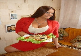 Largest natural breasts of russia 23 photos