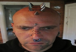 Creepy body mods