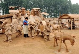 Clay city of tangshan