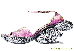 Gaetano perrone spring-summer 2012 shoe collection