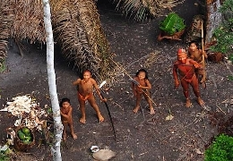 Unknown tribe from brazil