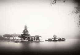 Asia in the black-and-white photos